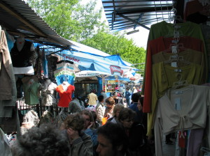 Russian Market Alley, Warsaw, Poland, 2006