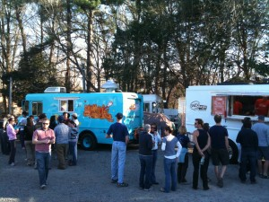 Food Truck Mini-Rodeo at Johnny's