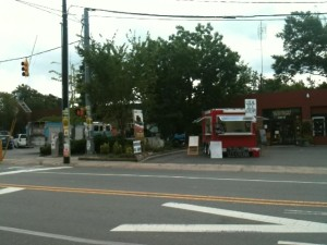 Ice Cream Truck at Seagrove Pottery