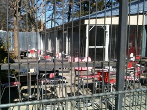Outdoor Dining - Milltown
