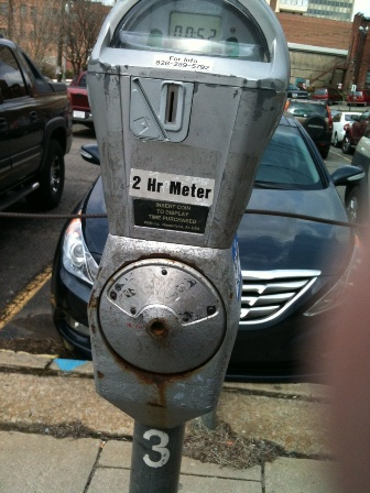 Asheville Parking Meter