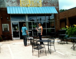 Steel String Brewery Insta-Patio
