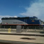 Trip Report: Travel By Train in North Carolina in 2014