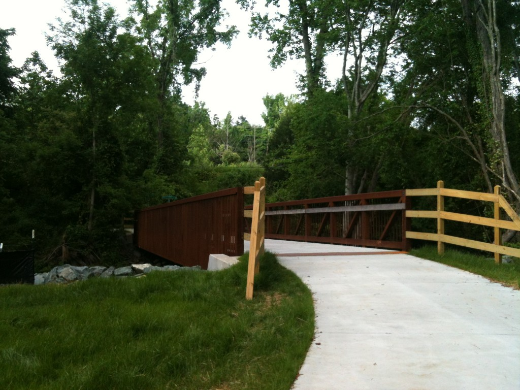 Bridge Over Morgan Creek