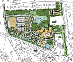 Lloyd Farm Site Plan