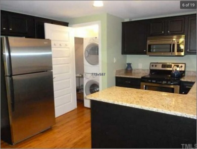 The Flats Kitchen/Laundry Investment