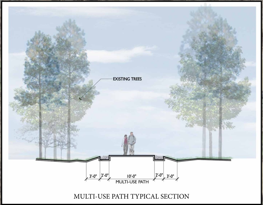 Carrboro Likely To Approve Homestead-Chapel Hill High School Path for Construction