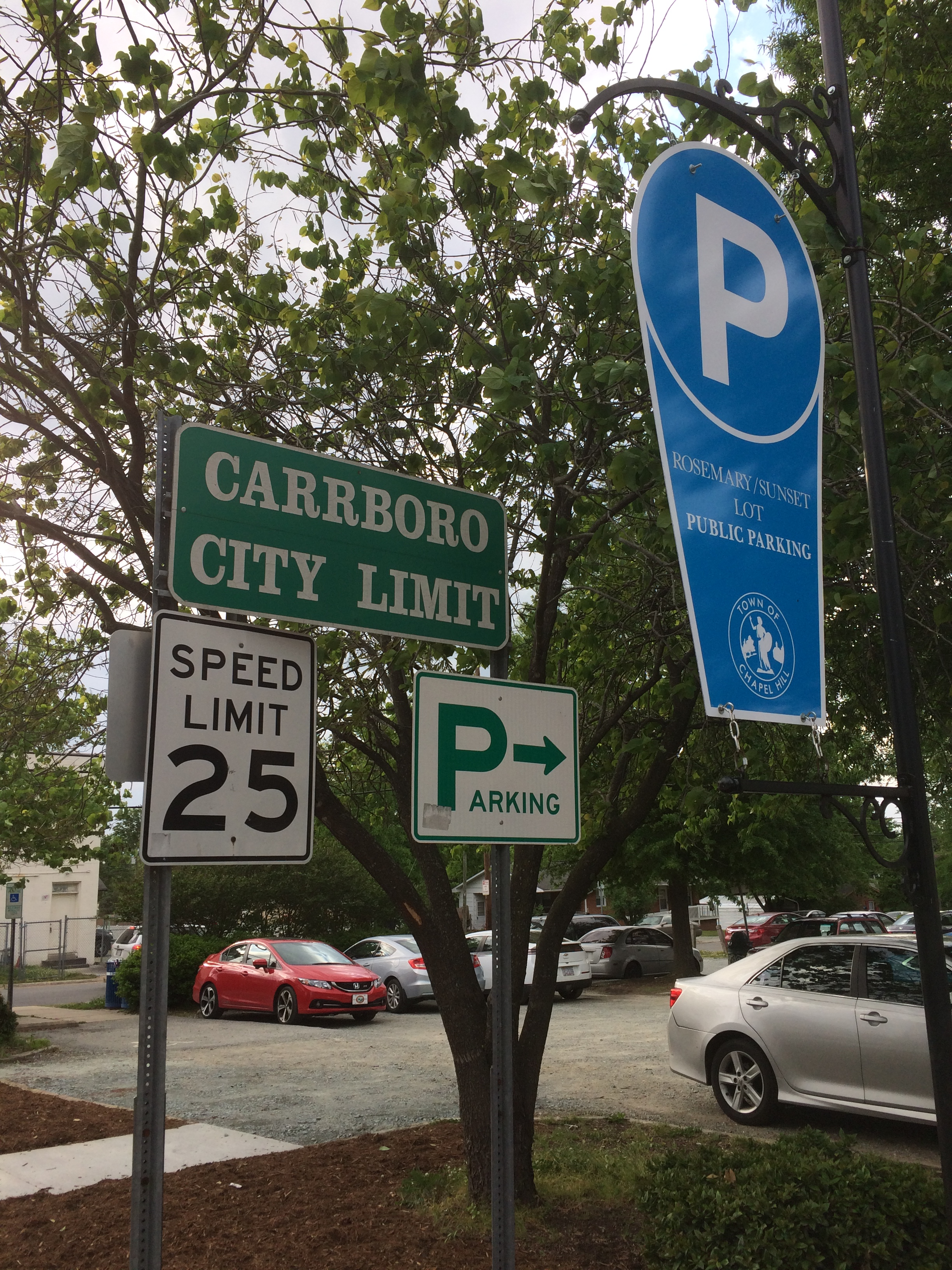 Carrboro Parking Study Gathers Good Data, But We Need to Start Charging for Parking at ONE Lot